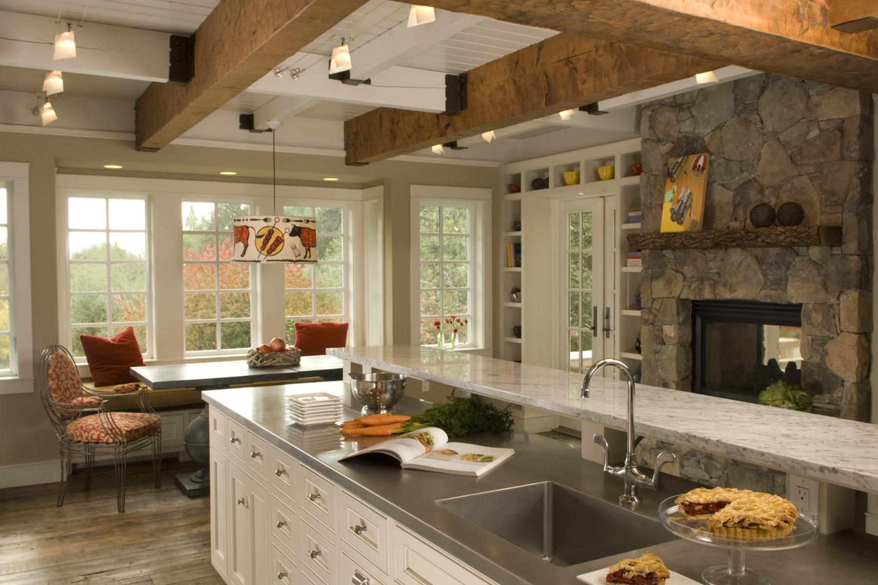 cooks kitchen indigo architecture interiors